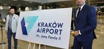 Kraków Airport ma nowe logo