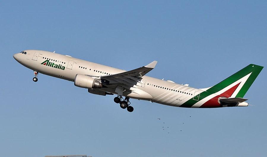 Lufthansa przejmie włoską Alitalię?
