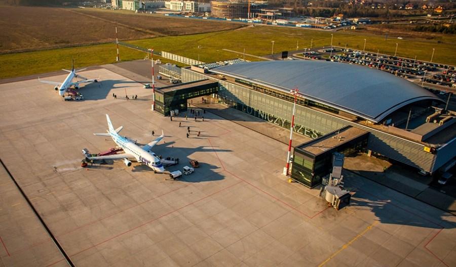 Rzeszów-Jasionka: W listopadzie jedynie 6 tysięcy pasażerów