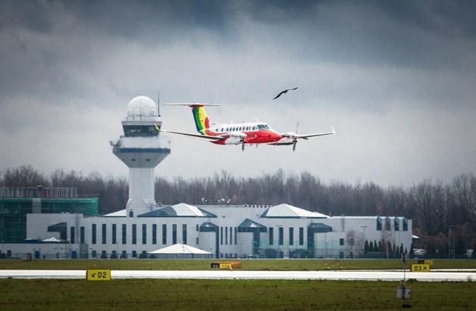 115 mln zł dofinansowania na rozwój infrastruktury zarządzania ruchem lotniczym