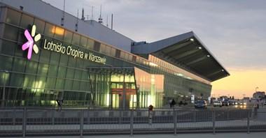 Lotnisko Chopina: W czerwcu 97-proc. spadek liczby podróżnych