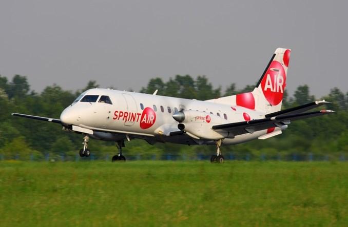 Rekordowy tydzień lotniska w Radomiu. Obsłużono prawie 300 pasażerów