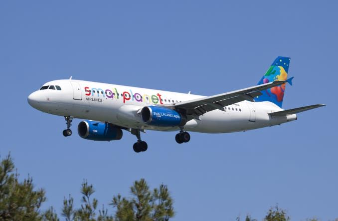 Ostatni rejs Small Planet Airlines