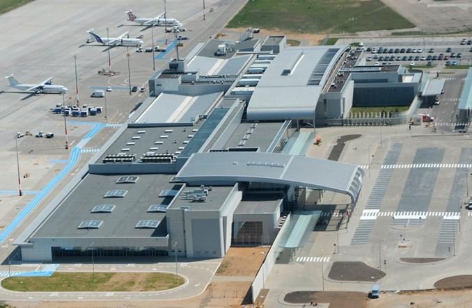 Dwumilionowy pasażer roku 2018 na lotnisku w Poznaniu