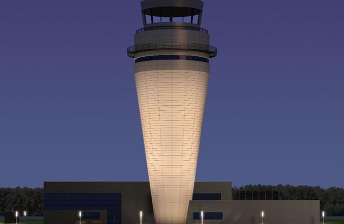 Katowice: Trwa budowa najwyższej wieży kontrolnej w kraju