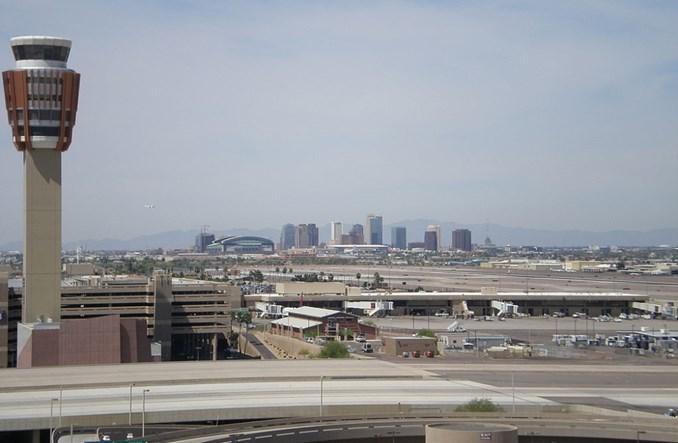 Upały w Arizonie uziemiły samoloty