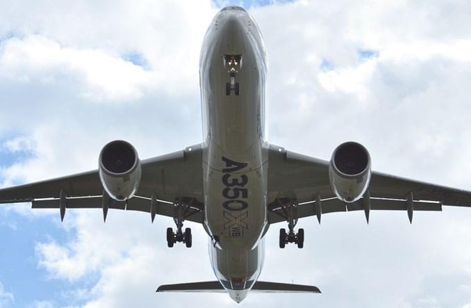 Airbus wyposaży samoloty w pływające czarne skrzynki