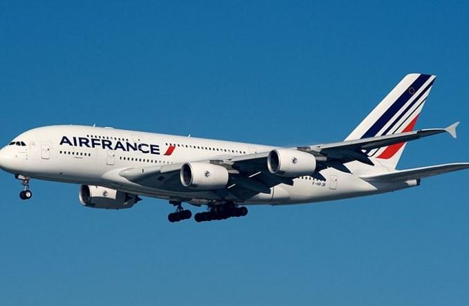 Air France poleca podróżnym medytację podczas długich lotów
