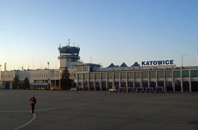 Letnia siatka na pyrzowickim lotnisku