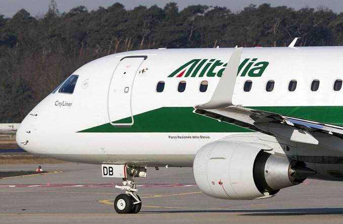KE wszczyna śledztwo w sprawie pożyczki dla Alitalii