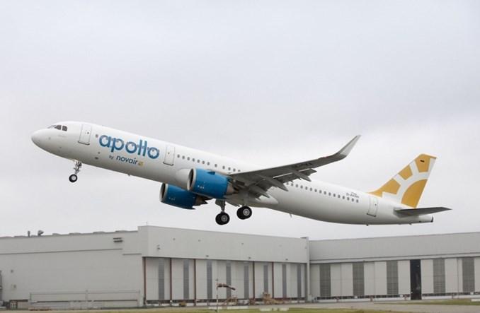 Novair też stawia na rodzinę A320neo