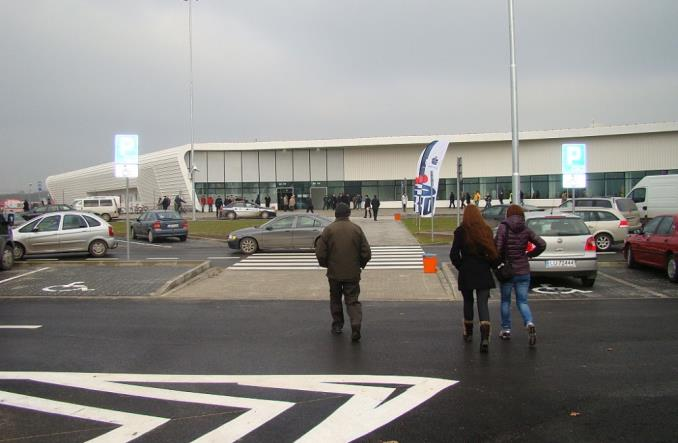 Jest wniosek o dofinansowanie drogi do Lublin Airport