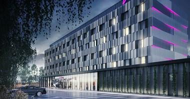 Pierwszy w Polsce hotel Moxy już otwarty