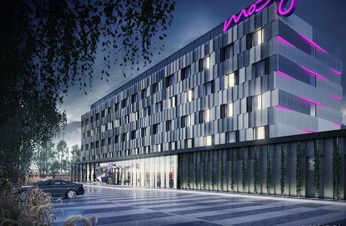 Katowice-Pyrzowice: Ruszyła budowa hotelu Moxy