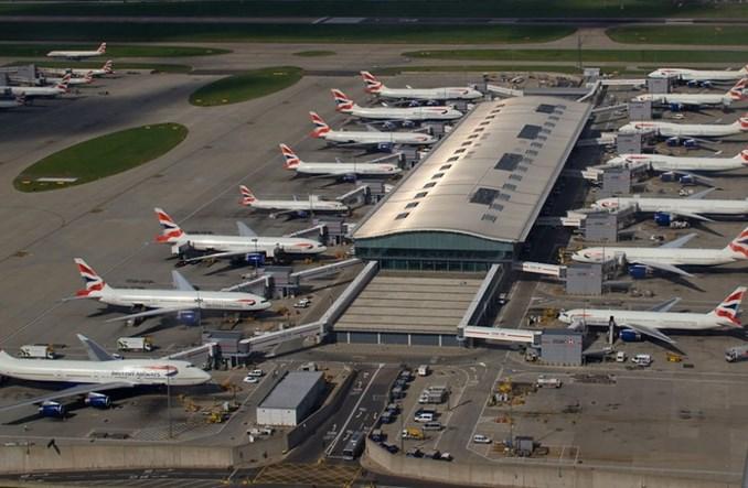 Największy hub lotniczy w Europie odnotował kolejny rekordowy kwartał