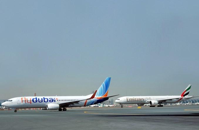 Emirates i flydubai rozszerzają porozumienie codeshare o nowe kierunki