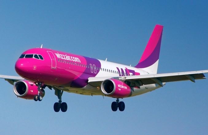 Wizz Air dodaje trzeci samolot do gruzińskiej bazy
