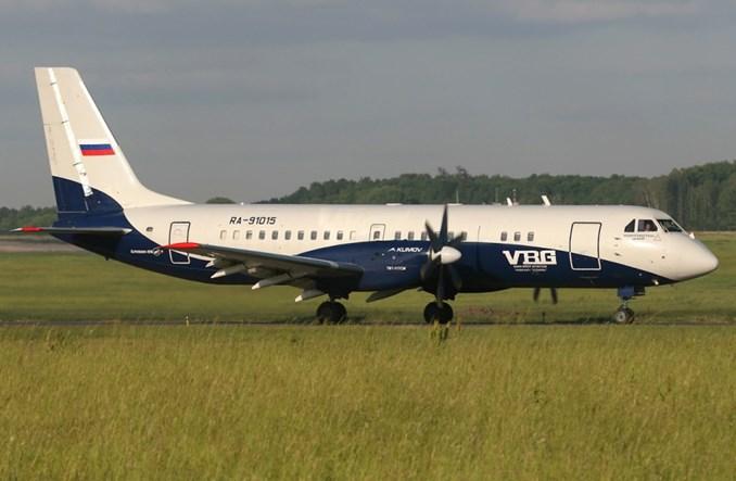 Rosyjska odpowiedź na Bombardiera Q400. Ruszy produkcja Iła 114