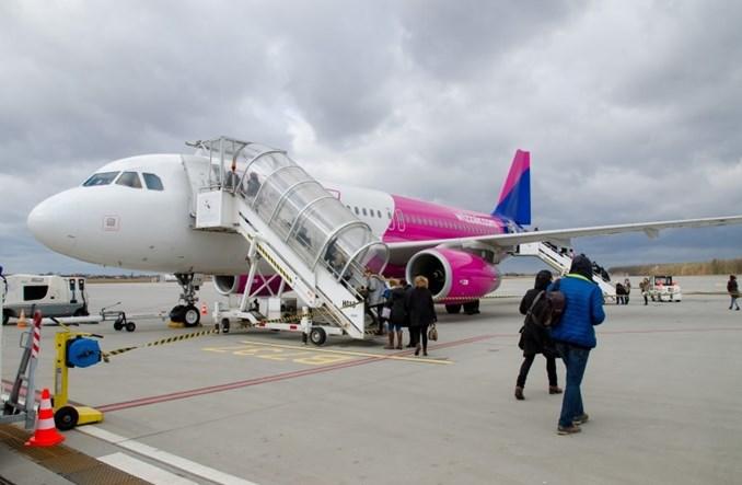 Wizz Air z rekordowym wzrostem finansowym i pasażerskim