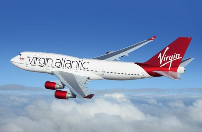 Pakiet ratunkowy zapewni Virgin Atlantic blisko 1,2 mld funtów