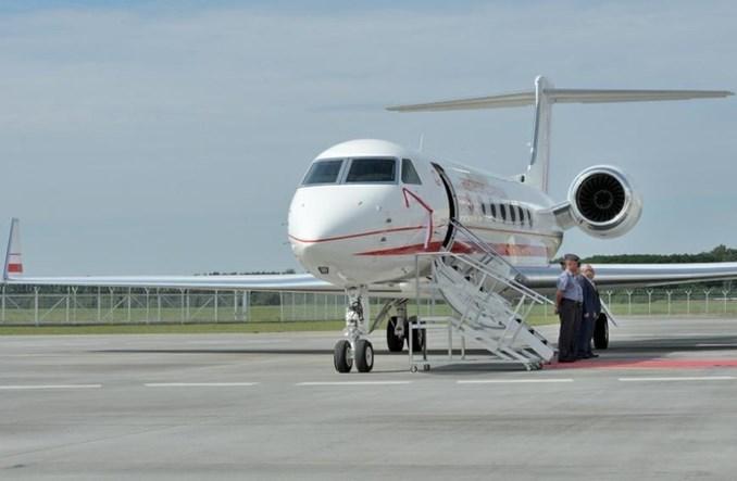 Drugi Gulfstream G550 jest już w Polsce