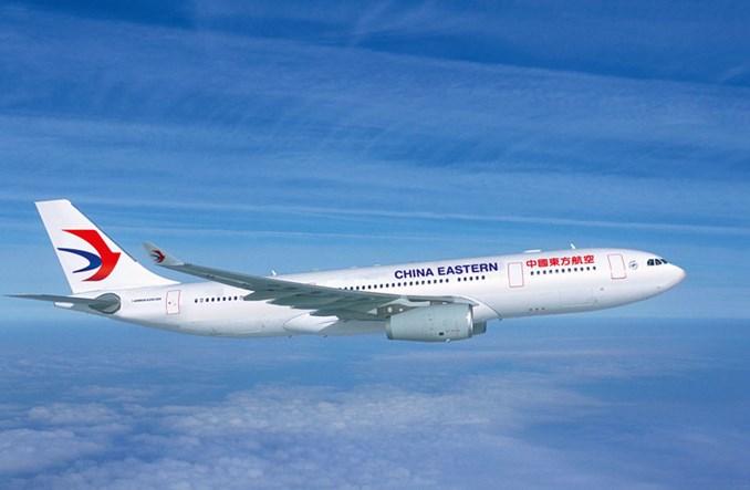 China Eastern Airlines wchodzą do Europy