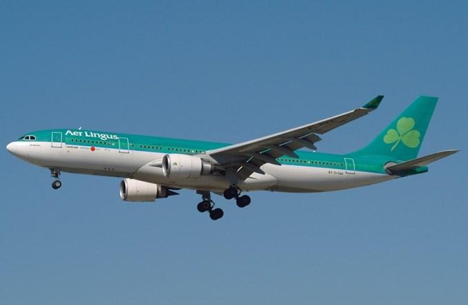 Air Lingus przestanie latać z Warszawy do Dublina