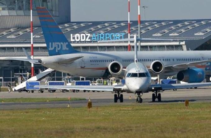 Miasto dokłada kolejnych 5 mln zł do łódzkiego lotniska