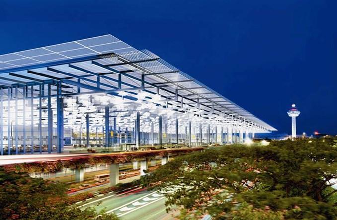 Najlepsze lotniska świata znajdują się w Azji