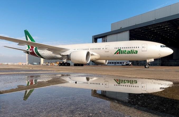 """Oferta Lufthansy na Alitalię """"najbardziej obiecująca"""""""