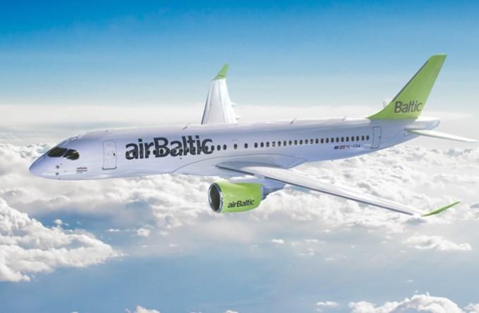 Air Baltic połączy Rygę ze Stuttgartem