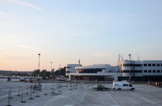 Szczecin: Lotnisko pnie się w górę. Dwucyfrowe wzrosty od początku roku