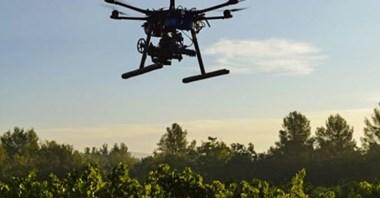 System autonomicznego lądowania w ruchu rozwiąże problem krótkiego zasięgu dronów