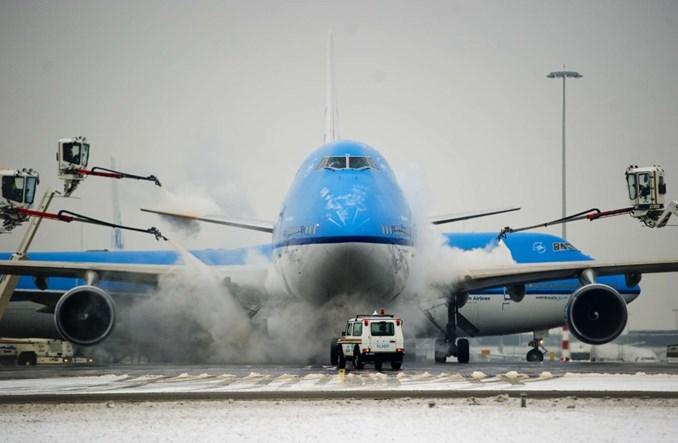 Grupa Air France – KLM z ponad 5-proc. wzrostem w lipcu