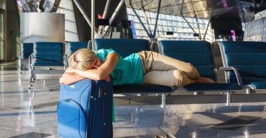 Na którym lotnisku na świecie drzemie się najprzyjemniej?