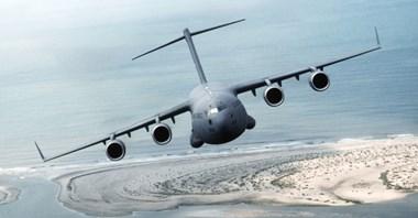 Coraz więcej wozimy transportem lotniczym