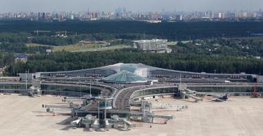 Moskwa: Zakończyła się budowa nowego terminalu cargo