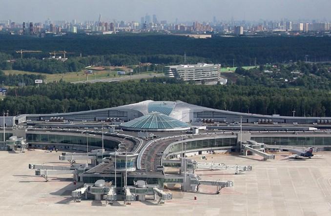 Główne rosyjskie lotnisko przygotowuje się do budowy nowego terminala
