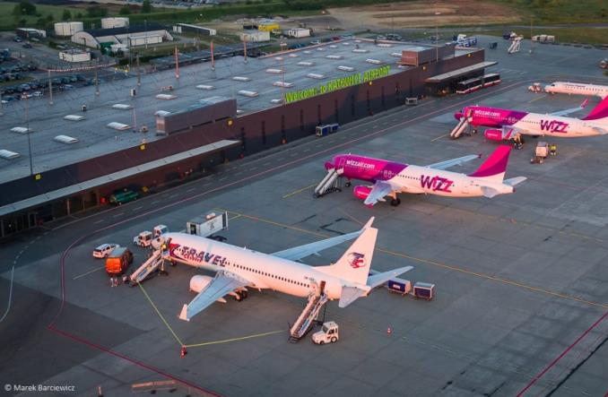 Katowice: Nowe linie autobusowe na lotnisko wystartują we wrześniu