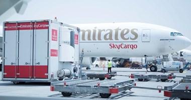Emirates SkyCargo: Nowa usługa szybkiego przewozu części samolotowych