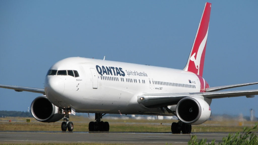 Qantas nie wznowi do lutego rejsów do USA i Japonii
