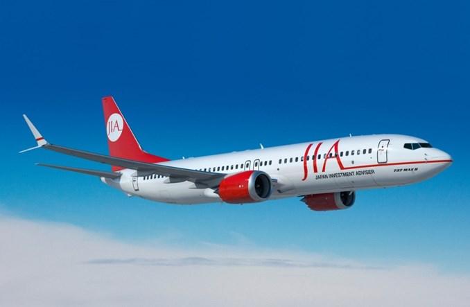 Japan Investment Adviser zamawiają 10 Boeingów 737 MAX 8
