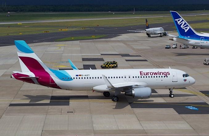 Eurowings przejmą wszystkie samoloty Air Berlin do końca lipca