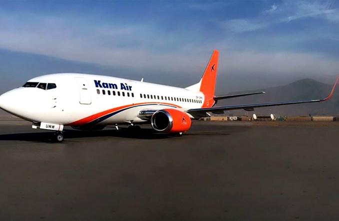 Afgańskie linie Kam Air chcą latać do Europy