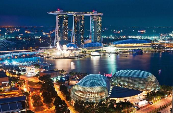 Singapurskie lotnisko z 5. terminalem - znamy wykonawcę inwestycji