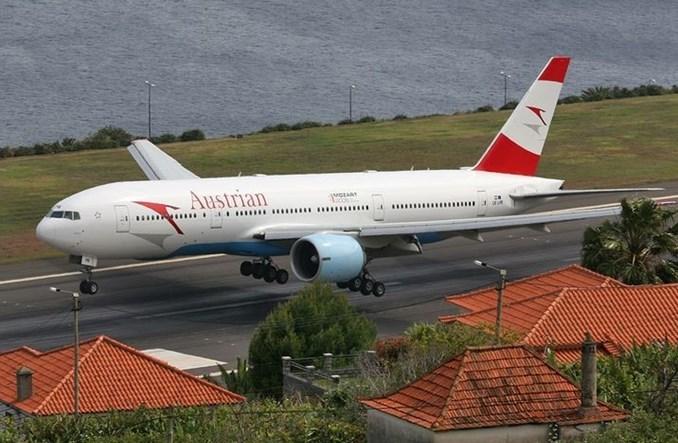 Austrian Airlines zmniejszają liczbę miejsc w klasach ekonomicznej i biznes