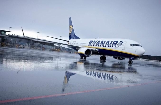 Niemieccy i irlandzcy piloci Ryanaira też zapowiadają strajki