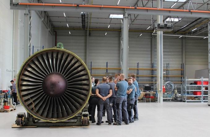 Ruszyła fabryka serwisowania silników samolotowych XEOS