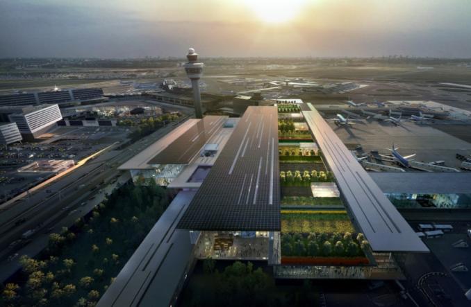 Schiphol z nowym terminalem w 2023 roku. Wiemy, jak będzie wyglądał