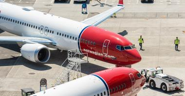 Norwegian przestanie latać do Singapuru